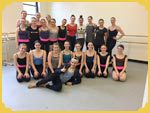 American Travel Group-Premier & Sayer Dance Academy with Plu Sayampol 9/20/17