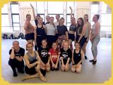 TP World Tours-Promenade Dance Studio with Plu Sayampol 9/30/19