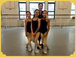 Effie Nanas School Of Classical Ballet with Linda Gelinas 4/18/19