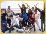 Junior League-Boys & Girls Club with Robin Dunn 12/15/18