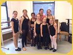 Laura's School Of Dance with Julie Carter 12/14/18