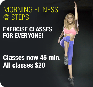 morning fitness classes