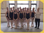 Peak Performance Tours-Tualatin Dance Company with Mary Carpenter 7/1/16
