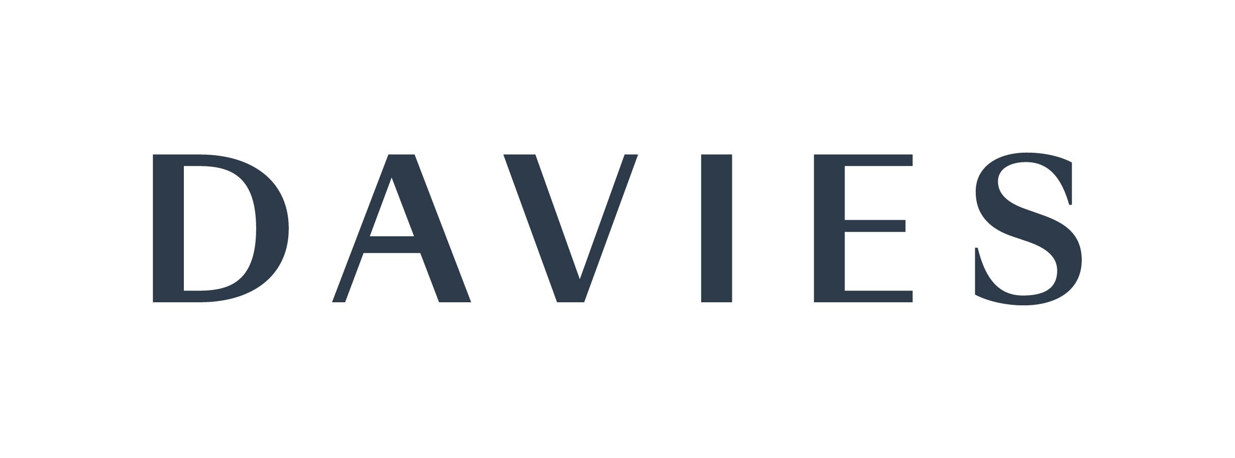Davies_Logo_White