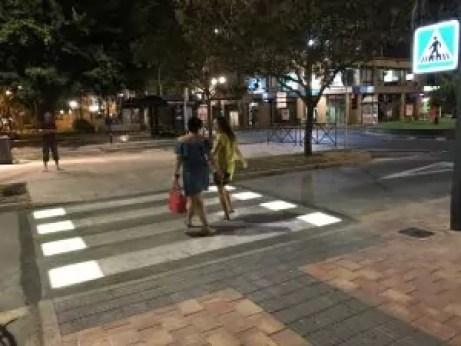 Paso de Peatones Inteligente en la Comunidad Valenciana.