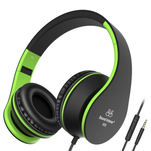 Sound Intone I68, Kopfhörer On-Ear Headset