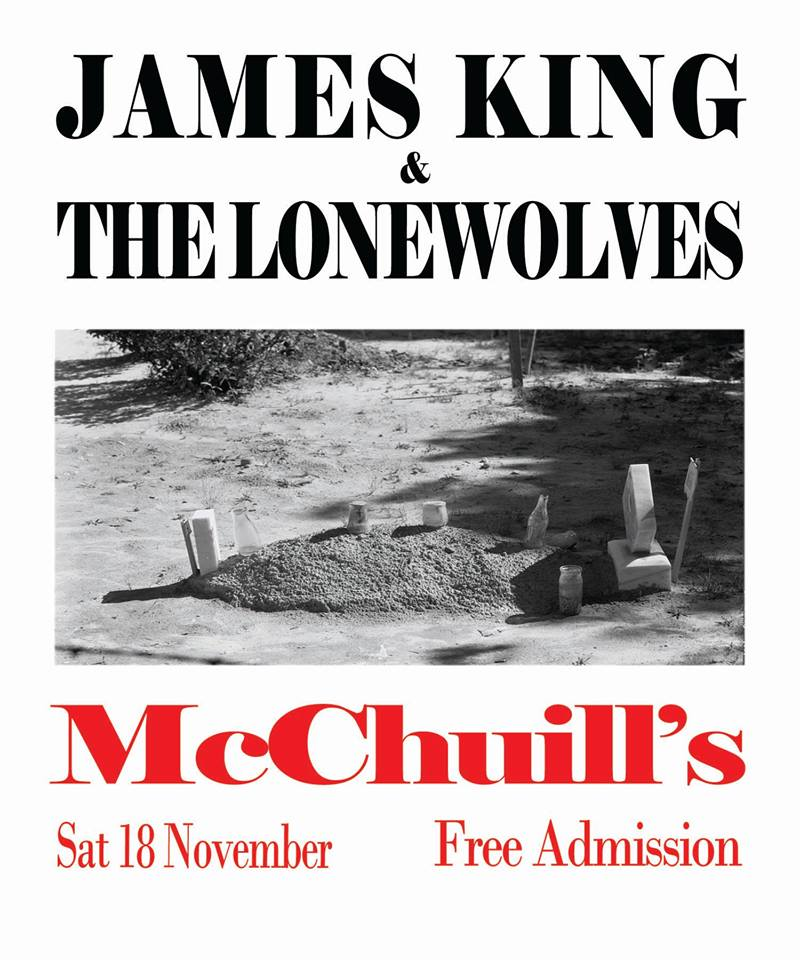 Image result for james king and the lonewolves mcchuills