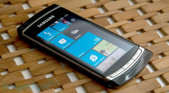 Windows-Phone-7-Samsung Windows Phone 7 – erste Blicke ins System Handys Microsoft Software Technology