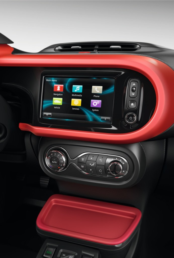 renault twingo 2014 r link evolution r go system. Black Bedroom Furniture Sets. Home Design Ideas