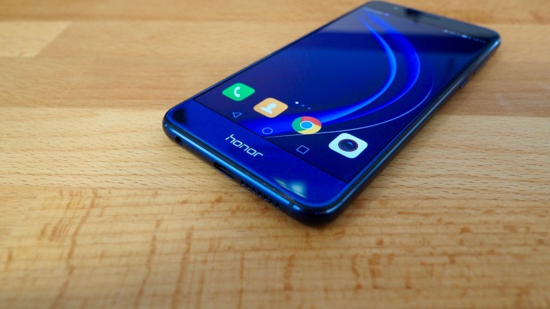 Honor-8-2-772x434 Honor 8 im Test: Preiswertes Allroundtalent mit Premium-Features Google Android Smartphones Software Technology Testberichte