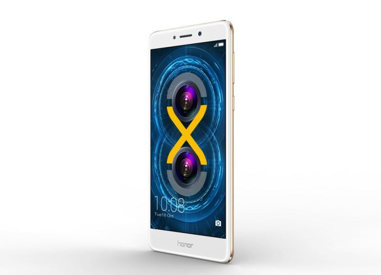 honor-6x-gold-schräg Honor hat Tester-Programm mit Honor 6X gestartet Google Android Honor Smartphones