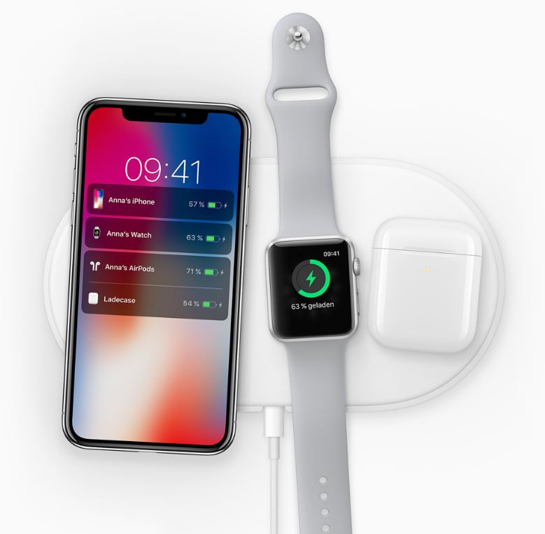apple-airpower-basis iPhone X kommt am 3. November ab 1.149 Euro Apple Apple iOS Gadgets Hardware Smartphones YouTube Videos