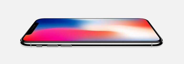 apple-iphone-x-quer-772x270 Hands-On Videos von iPhone 8, iPhone X und Apple Watch Series 3 Apple Smartphones Technology