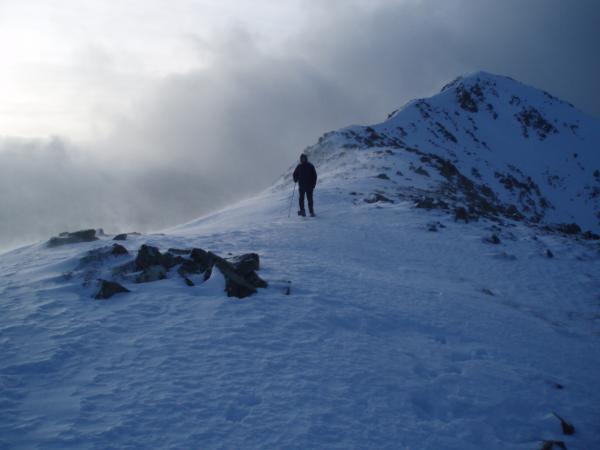 arthur-stepping-down-from-the-stob-dubh-ridge.JPG