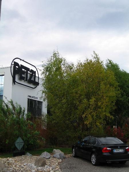 Petzl factory