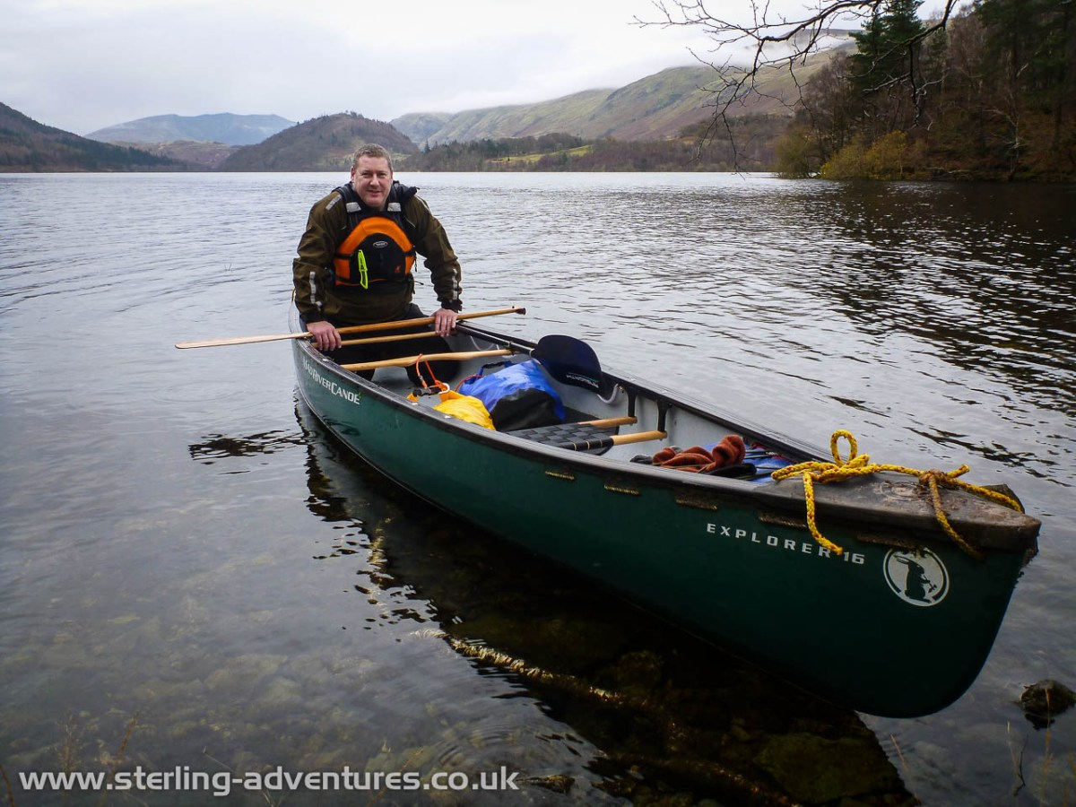 Thirlmere Canoeing