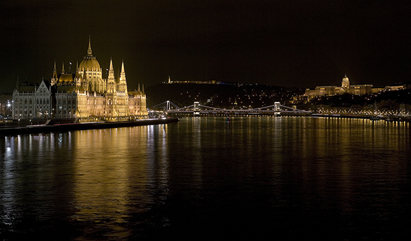 Not-Only-Hitchhikers' Guide to Budapest