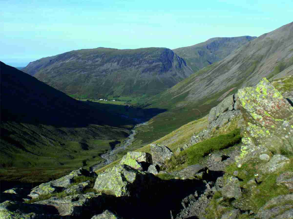 Four Lakeland Passes
