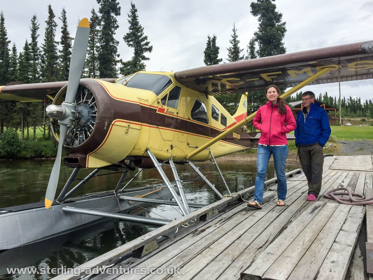 Journey from the UK to Canada's Yukon