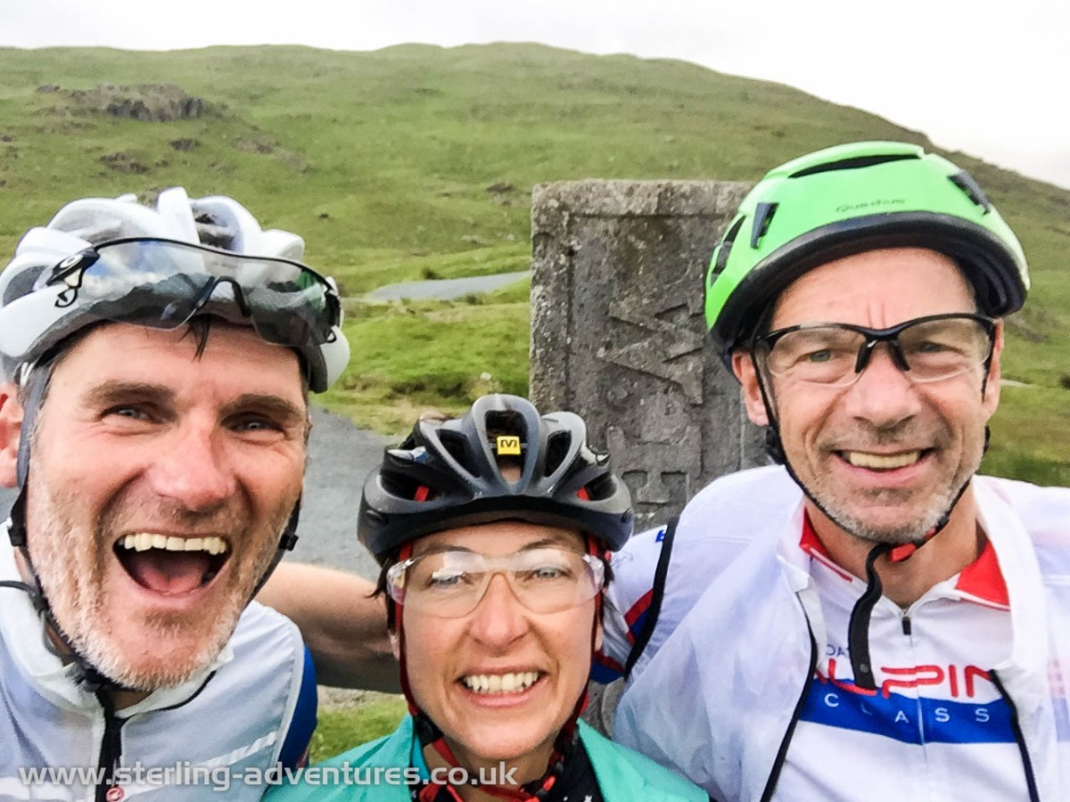 Last long training ride … the Fred Whitton Challenge de Staveley