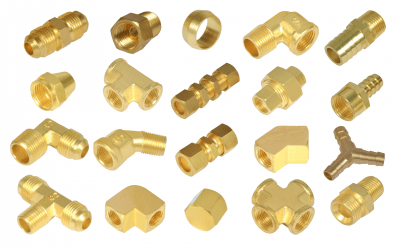 Various Types of Fittings