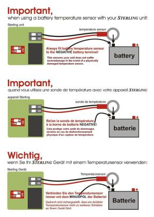 Sterling Power battery to battery charging system  Smart