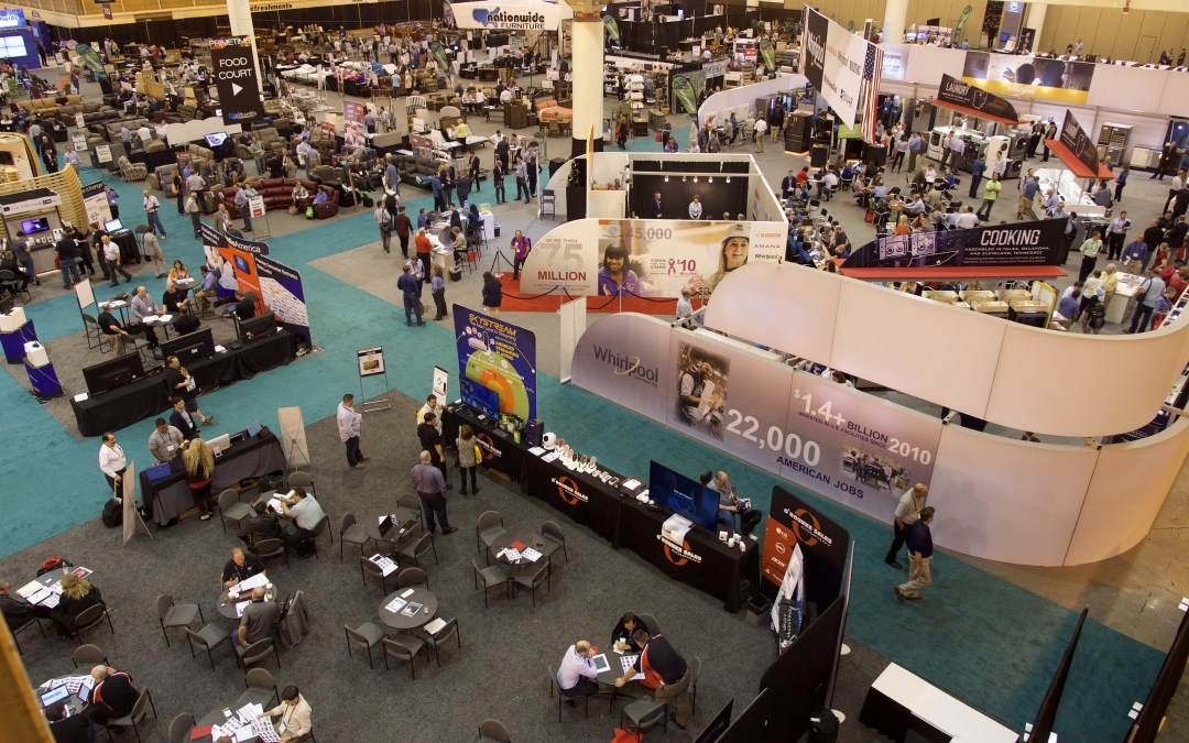 What is a Trade Show? A Blog Series by Sterling Events!