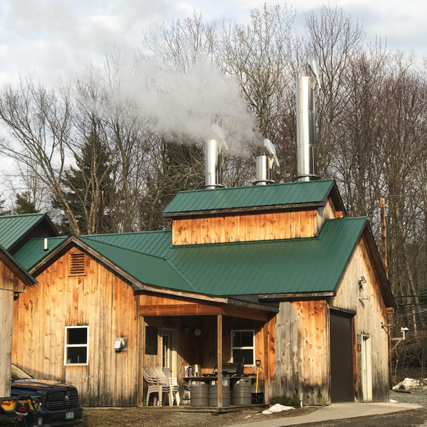 sugar shack maple syrup in vermont vacation experience
