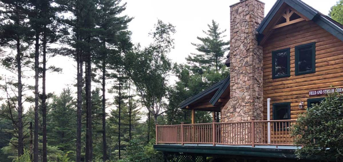 sterling ridge resort luxury cabin rental