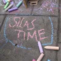 title in chalk