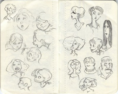face drawings