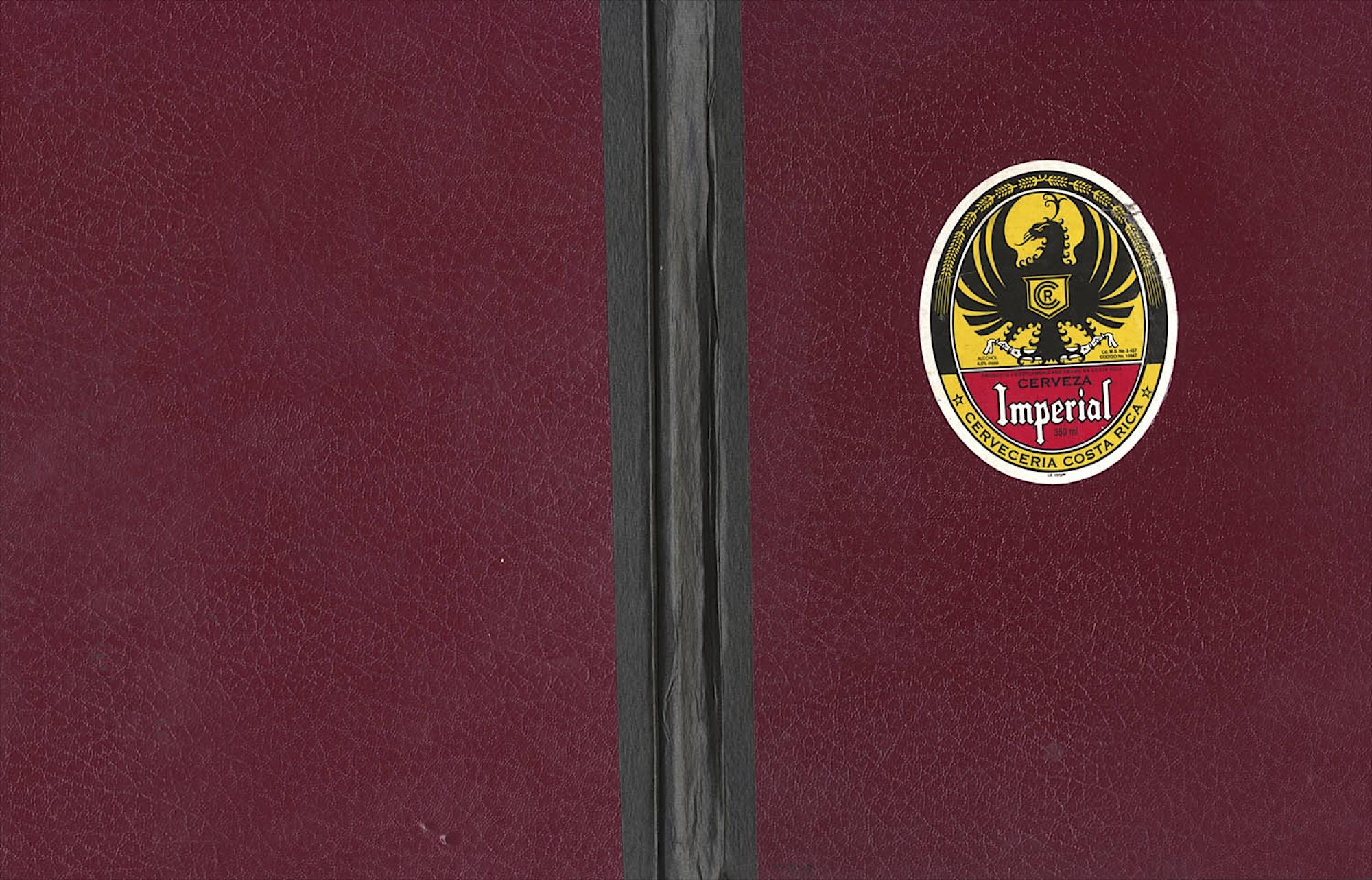 imerial sketchbook cover