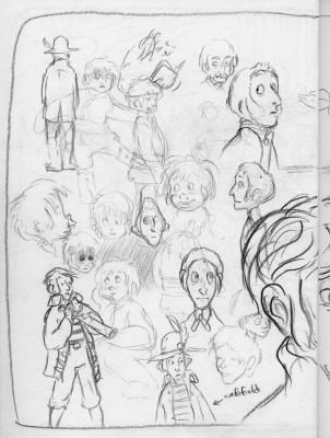 wakefield drawings