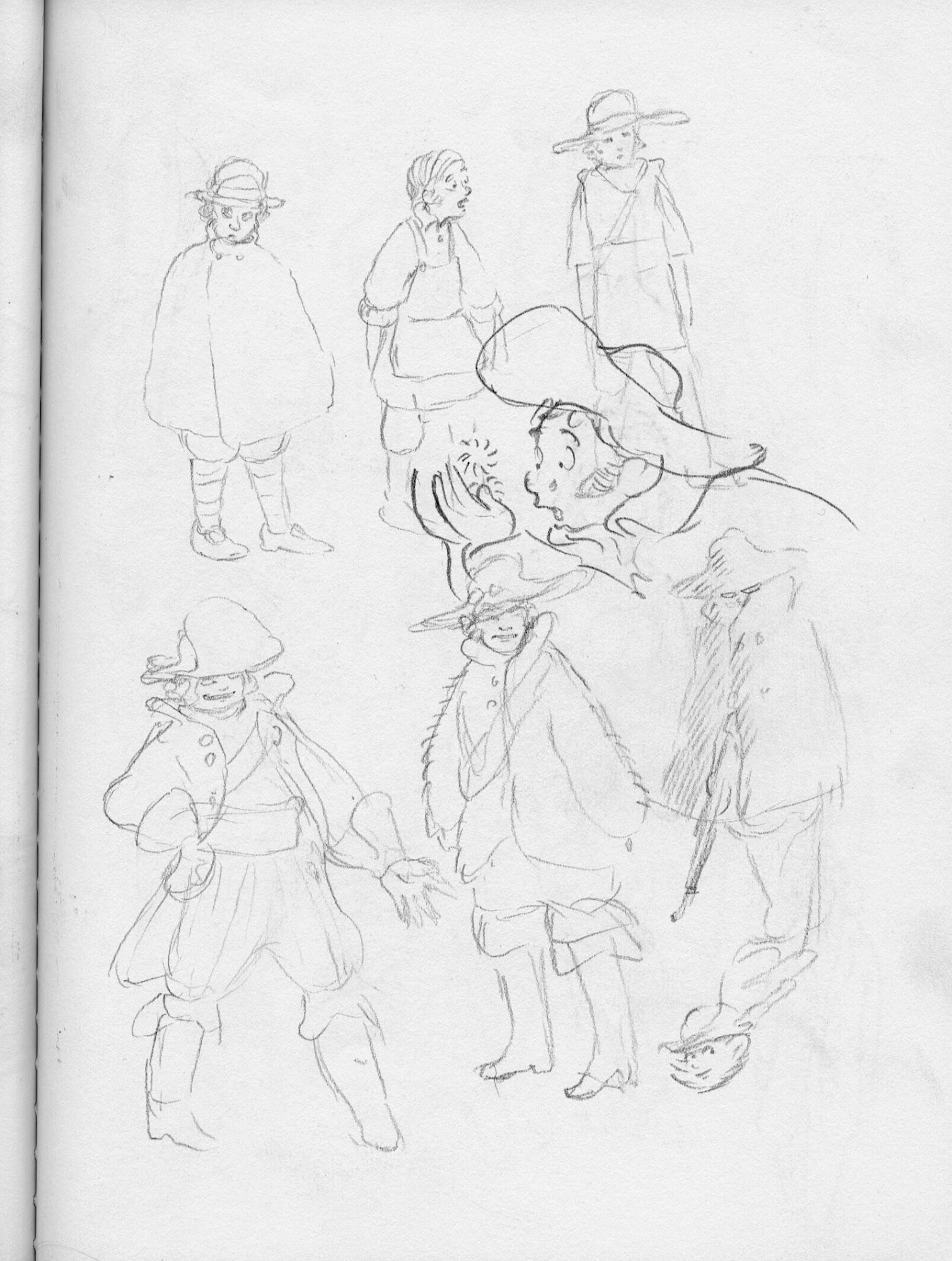 wakefield drawing