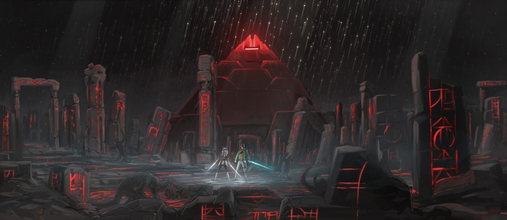 The sith temple