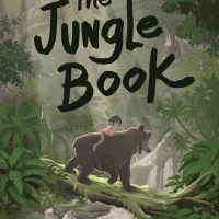 Poster for the musical the Jungle Book