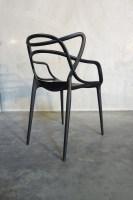 Stuhl Masters schwarz