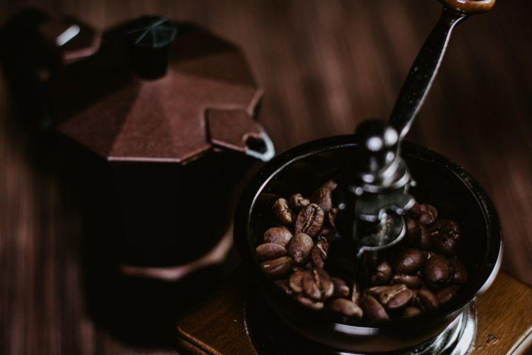 Kaffeemühle Kegelmahlwerk-3