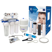 7 Stage Reverse Osmosis