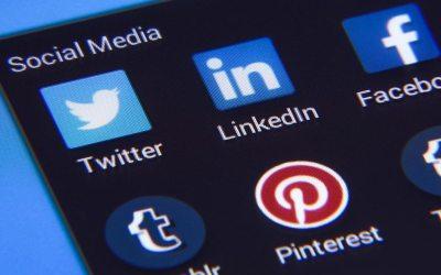 Social media is belangrijk