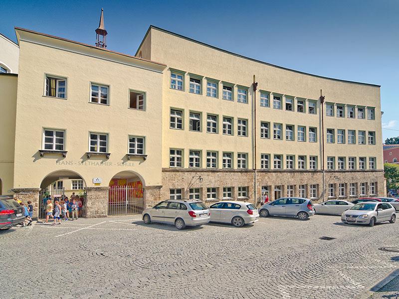 Stethaimer Grundschule Burghausen