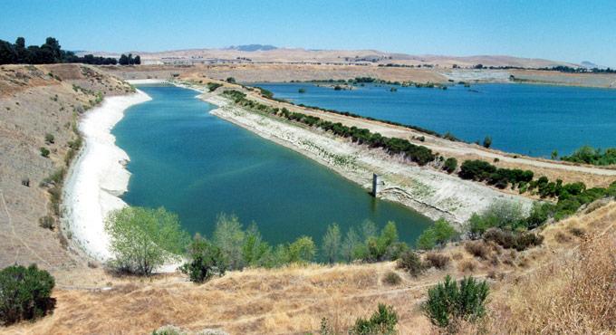 panoramic reservoir