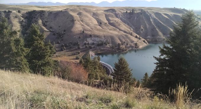 Flathead Dam
