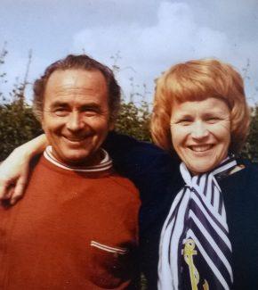 German grandfather (former Prisoner of War) and English grandmother