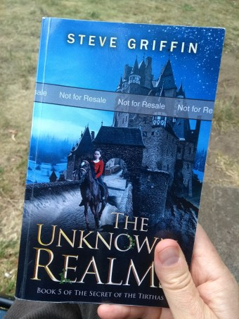 The Unknown Realms