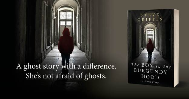 The Boy in the Burgundy Hood - a ghost story with a difference
