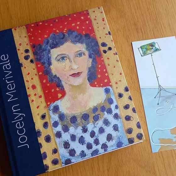 Jocelyn Merivale book, John Merivale