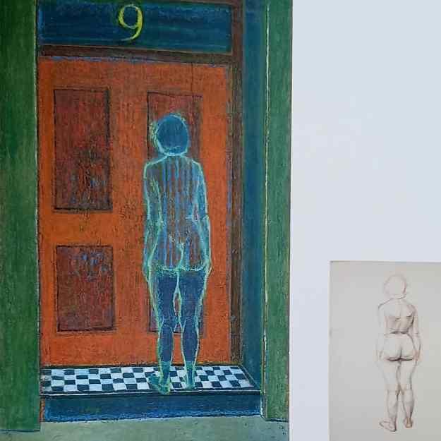 No.9, Jocelyn Merivale artist