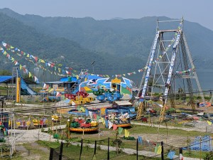 The Pokhara Fair...?