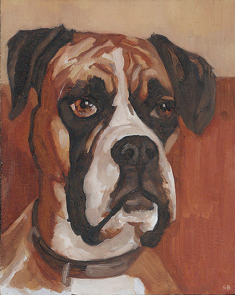 boxer-dog-portrait-oil-painting-steve-beadle-art